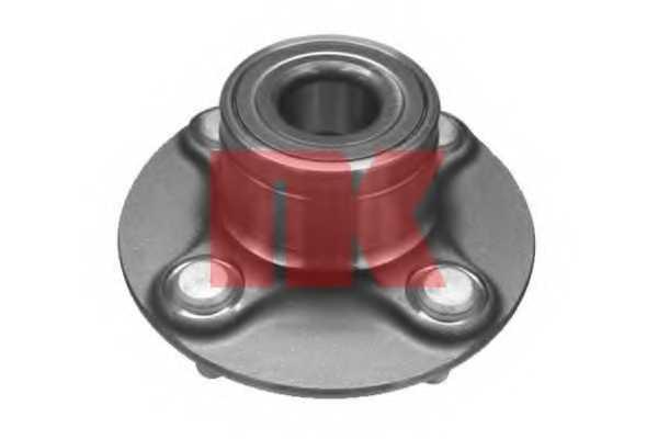 Комплект подшипника ступицы колеса NK 762211 - изображение