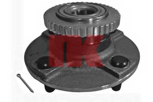 Комплект подшипника ступицы колеса NK 762219 - изображение