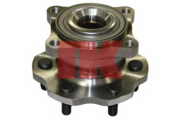 Комплект подшипника ступицы колеса NK 762238 - изображение