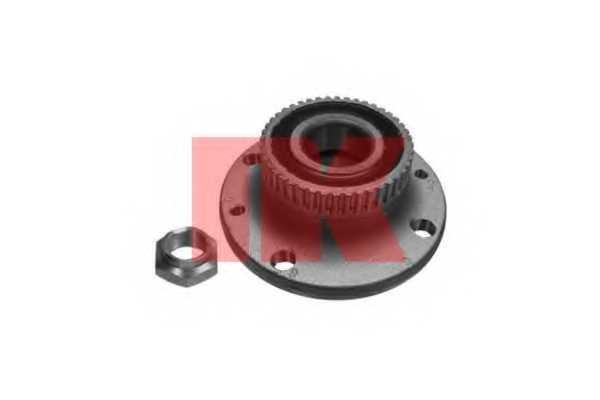 Комплект подшипника ступицы колеса NK 762323 - изображение