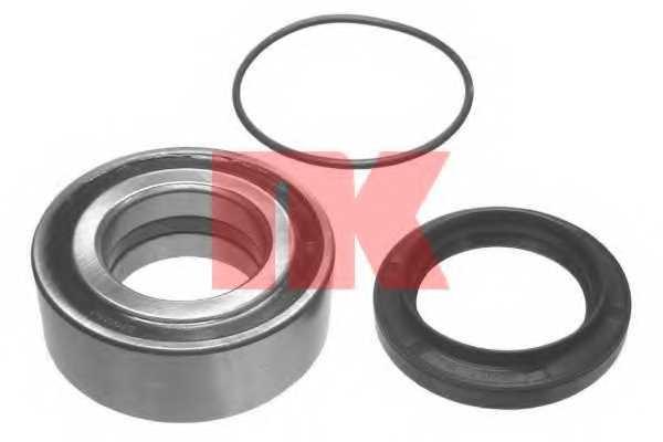 Комплект подшипника ступицы колеса NK 762519 - изображение