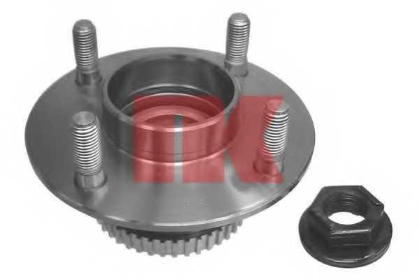 Комплект подшипника ступицы колеса NK 762522 - изображение