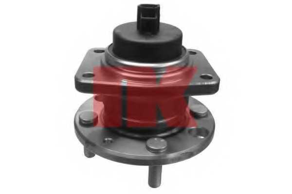 Комплект подшипника ступицы колеса NK 762530 - изображение