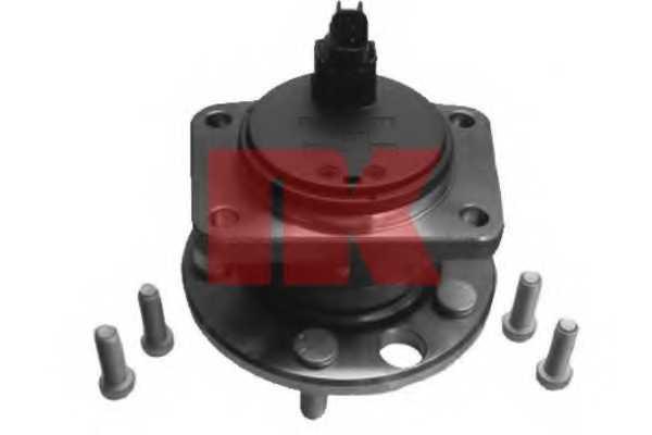 Комплект подшипника ступицы колеса NK 762531 - изображение