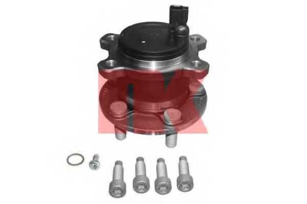 Комплект подшипника ступицы колеса NK 762539 - изображение