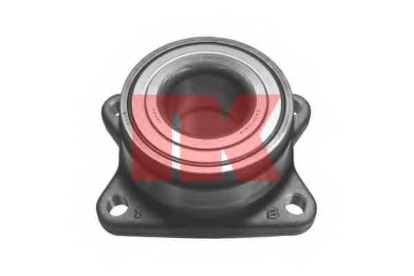 Комплект подшипника ступицы колеса NK 763014 - изображение