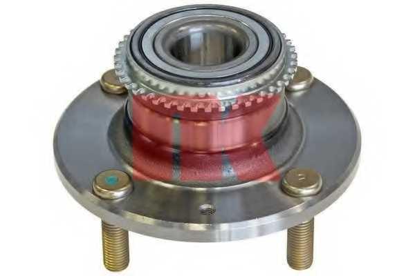 Комплект подшипника ступицы колеса NK 763026 - изображение