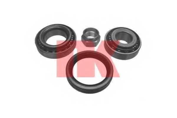 Комплект подшипника ступицы колеса NK 763203 - изображение