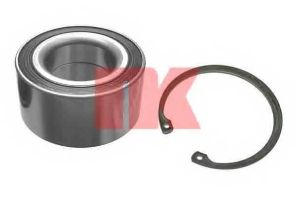 Комплект подшипника ступицы колеса NK 763233 - изображение