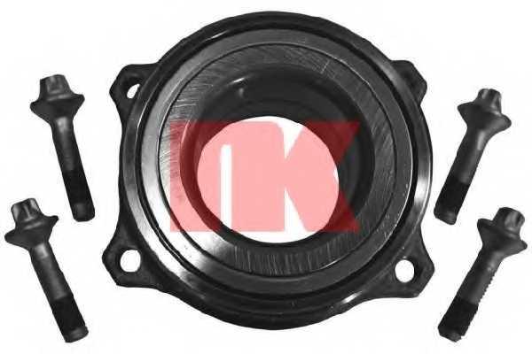Комплект подшипника ступицы колеса NK 763315 - изображение