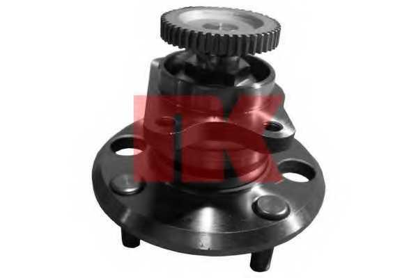 Комплект подшипника ступицы колеса NK 763411 - изображение