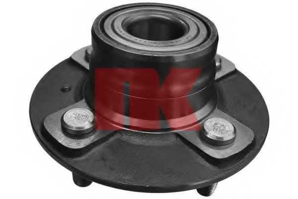 Комплект подшипника ступицы колеса NK 763420 - изображение