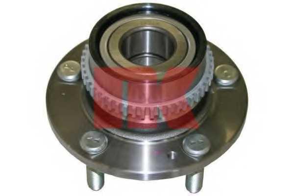Комплект подшипника ступицы колеса NK 763425 - изображение