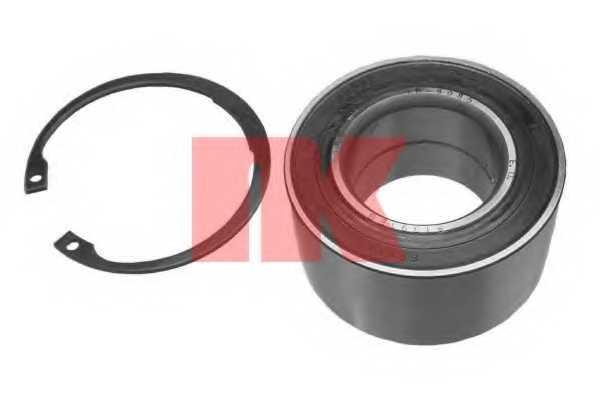 Комплект подшипника ступицы колеса NK 763611 - изображение