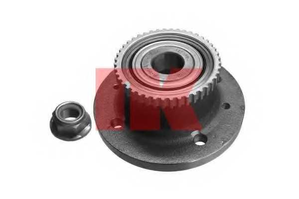 Комплект подшипника ступицы колеса NK 763928 - изображение