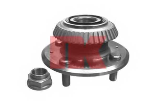 Комплект подшипника ступицы колеса NK 764007 - изображение