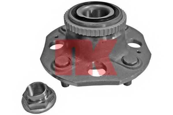 Комплект подшипника ступицы колеса NK 764009 - изображение