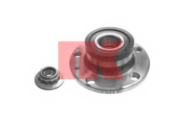 Комплект подшипника ступицы колеса NK 764304 - изображение