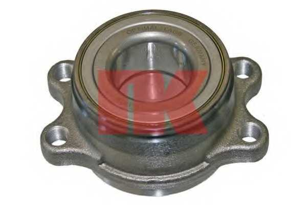 Комплект подшипника ступицы колеса NK 764407 - изображение
