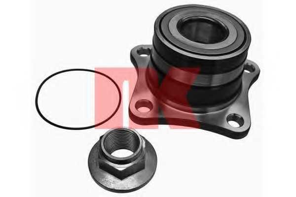 Комплект подшипника ступицы колеса NK 764520 - изображение