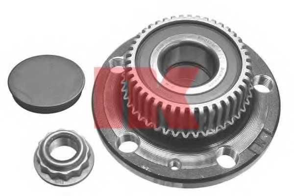 Комплект подшипника ступицы колеса NK 764715 - изображение