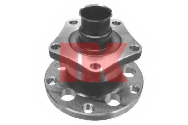 Комплект подшипника ступицы колеса NK 764718 - изображение