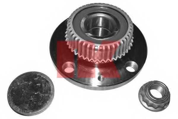 Комплект подшипника ступицы колеса NK 764721 - изображение