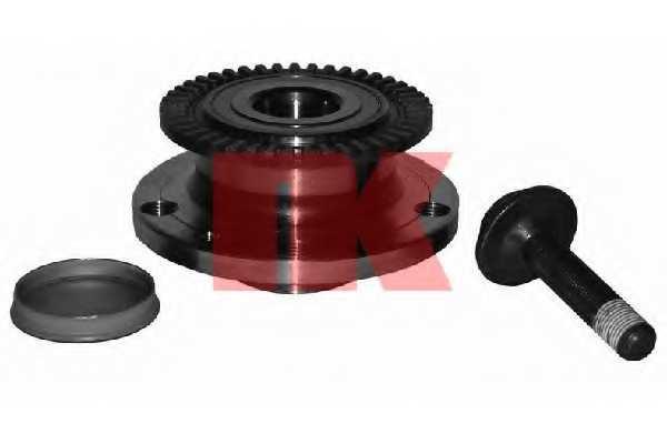 Комплект подшипника ступицы колеса NK 764724 - изображение