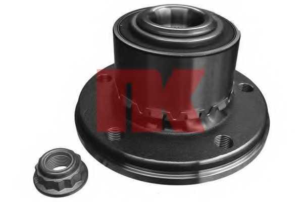 Комплект подшипника ступицы колеса NK 764725 - изображение