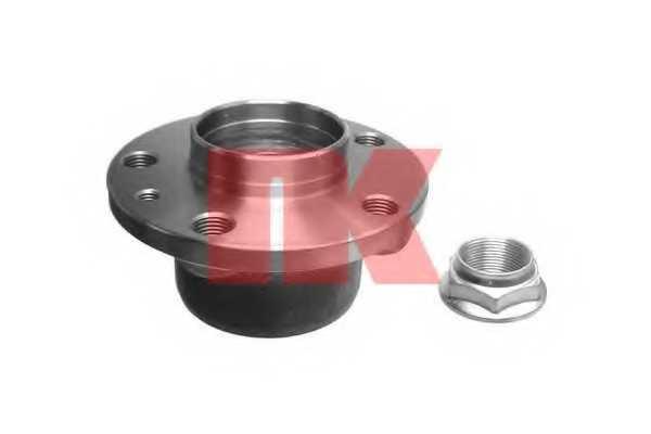 Комплект подшипника ступицы колеса NK 769932 - изображение