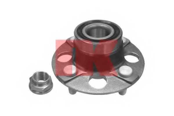 Комплект подшипника ступицы колеса NK 769935 - изображение