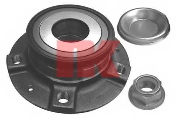 Комплект подшипника ступицы колеса NK 769938 - изображение