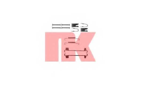Комплектующие стояночной тормозной системы NK 7919875 - изображение