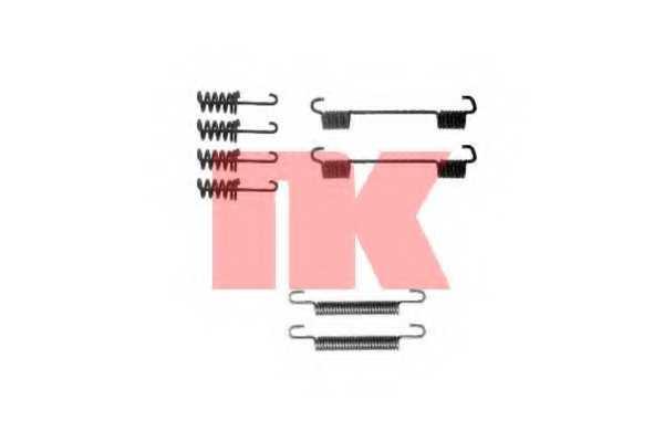 Комплектующие стояночной тормозной системы NK 7933775 - изображение