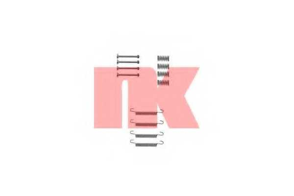 Комплектующие стояночной тормозной системы NK 7936667 - изображение