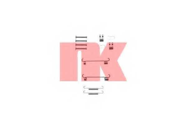 Комплектующие стояночной тормозной системы NK 7937851 - изображение