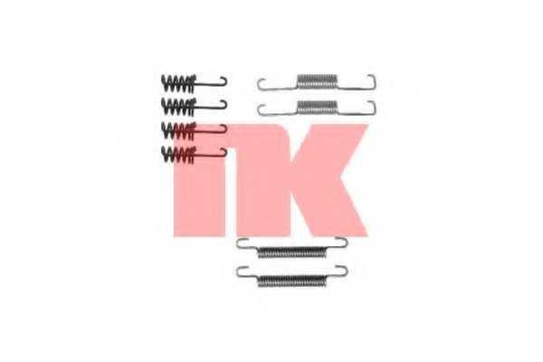 Комплектующие стояночной тормозной системы NK 7947774 - изображение