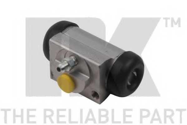 Колесный тормозной цилиндр NK 802252 - изображение