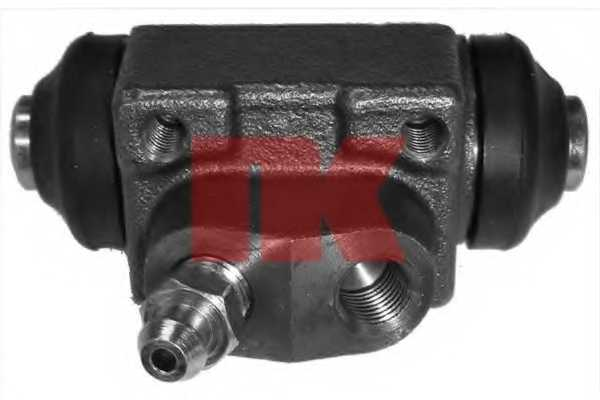 Колесный тормозной цилиндр NK 802509 - изображение