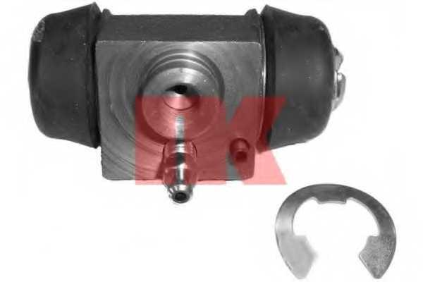 Колесный тормозной цилиндр NK 802531 - изображение