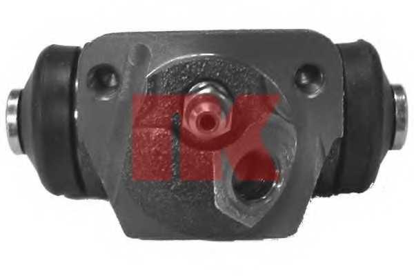 Колесный тормозной цилиндр NK 802561 - изображение