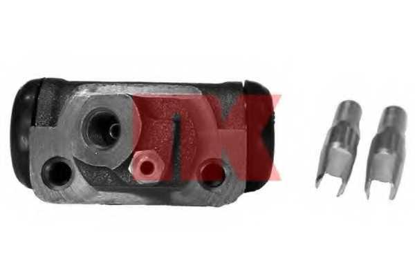Колесный тормозной цилиндр NK 804541 - изображение