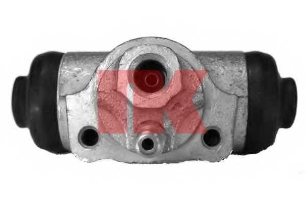 Колесный тормозной цилиндр NK 804557 - изображение