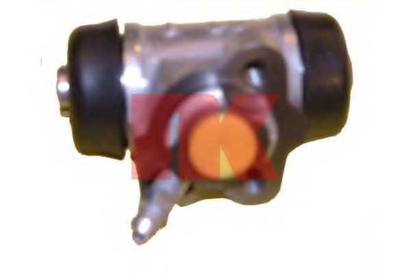 Колесный тормозной цилиндр NK 804563 - изображение