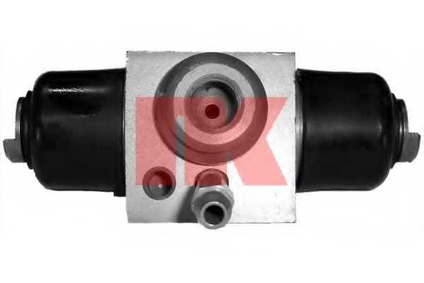 Колесный тормозной цилиндр NK 804739 - изображение