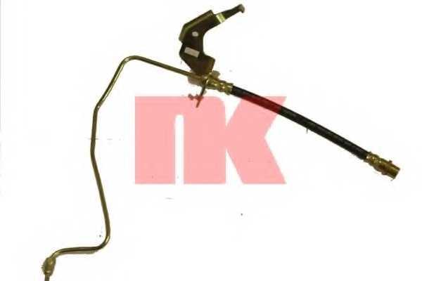 Тормозной шланг NK 853666 - изображение 1