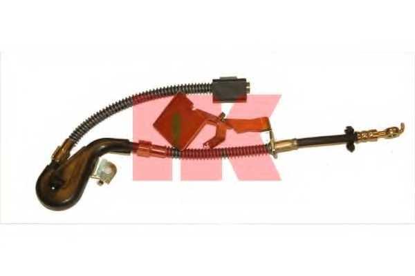 Тормозной шланг NK 853748 - изображение