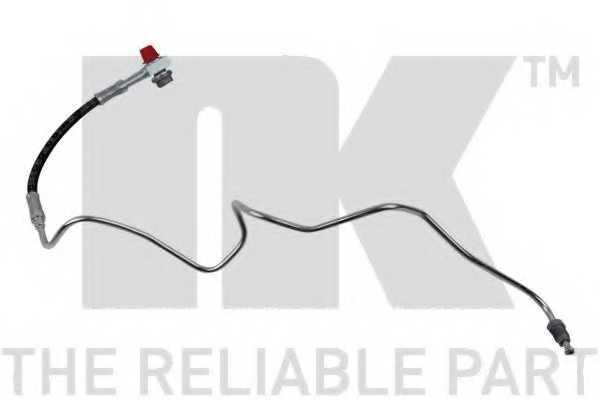 Тормозной шланг NK 854315 - изображение