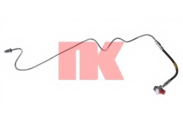 Тормозной шланг NK 8547114 - изображение