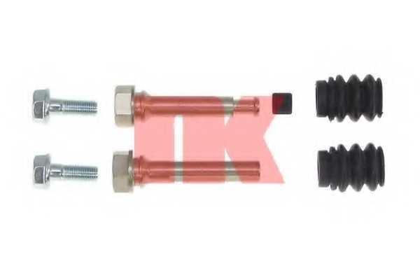 Направляющая гильза корпуса скобы тормоза NK 8934007 - изображение